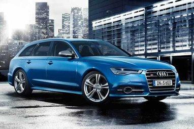The Audi S6