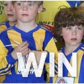 Win a football kit for your team!
