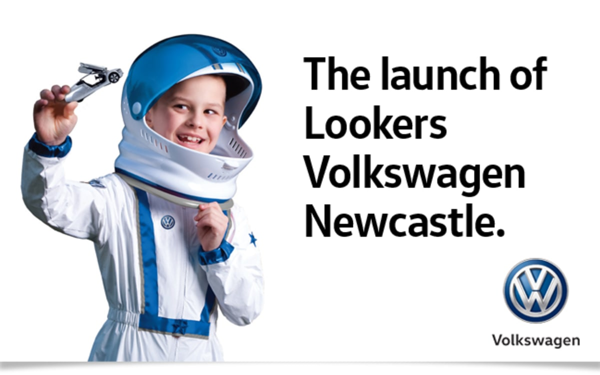 The Launch Of Lookers Volkswagen Newcastle