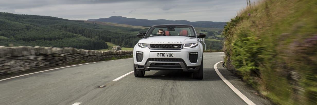 Sytner | Spotlight : Range Rover Evoque Convertible