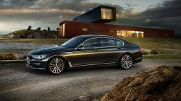 Nearlty New BMW 7 Series models