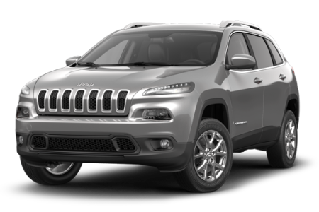 Jeep Cherokee Longitude+