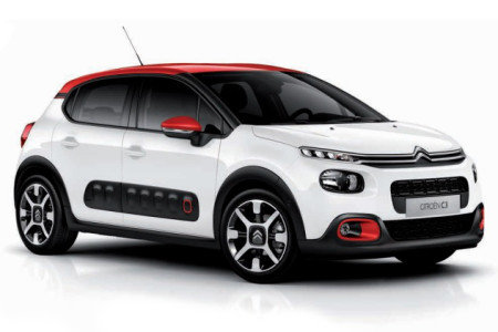 All-New Citroën C3 on SimplyDrive