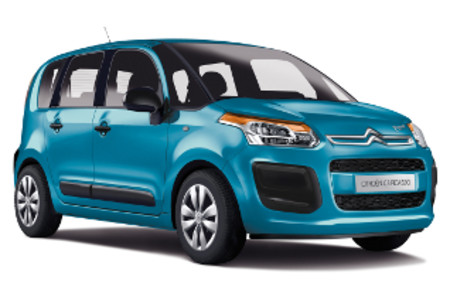The Citroen C3 Picasso