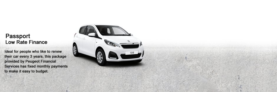 New Peugeot 108 Salisbury Poole Christchurch Westover