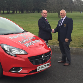 Eakin Bros Vauxhall Golf Day 4th April 2015
